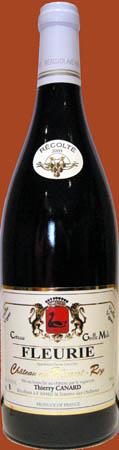 Fleurie Coteau Grille Midi – Vieilles Vignes