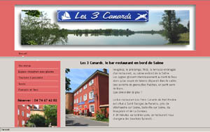 Restaurant Les 3 Canards